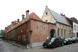 Godshuis Van der Biest, Falconrui 33, Antwerpen