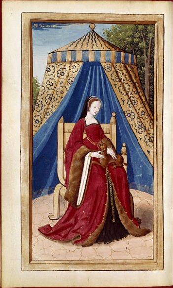 Ovide Heroides, 16de eeuw, Parijs, BNF
