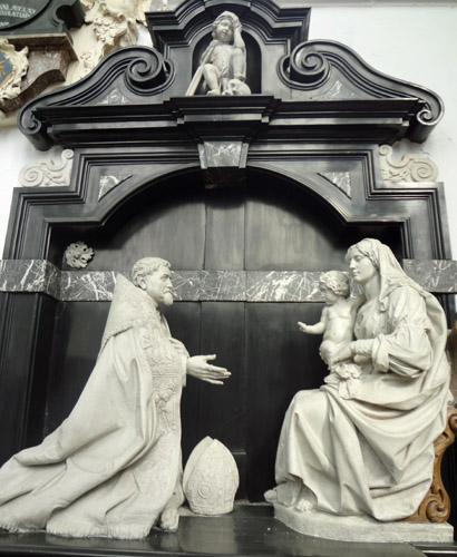 Prior Ophovius en de mooie Madonna, Hans Van Mildert