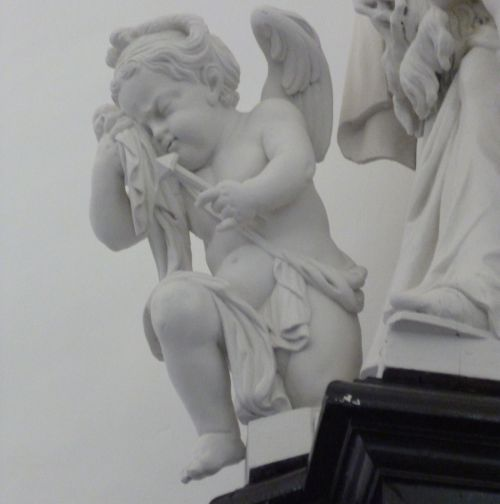 Cherubijn, kapel, Minderhout