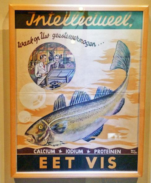 Affiche museum Navigo, Oostduinkerke