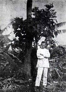 Rimbaud in Harar, Ethiopië, 1883