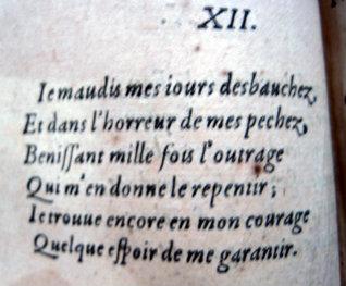 TH. de Viau, de dichter als boetvaardig pamflet