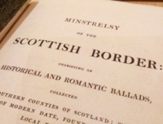 Sir Walter Scott, Minstrelsy of the Scottish Border