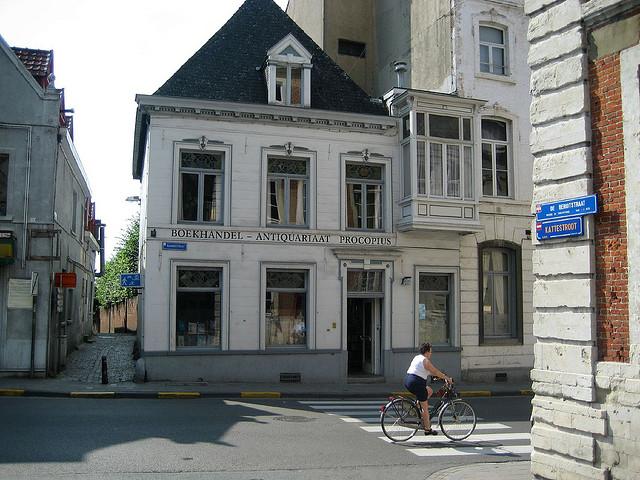 Procopius, Leuven (foto Bananiel)