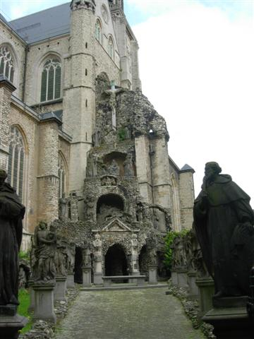 Calvarieberg, Sint-Pauluskerk Antwerpen