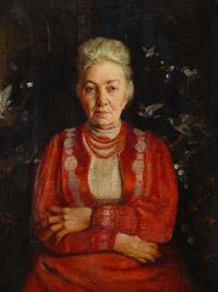 W. Geets, Virginie Loveling, AMVC Antwerpen