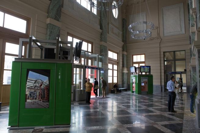 Stationshal, Leuven (foto Carolien Coenen)