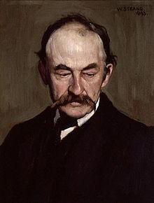 W. Strang, Thomas Hardy, 1893