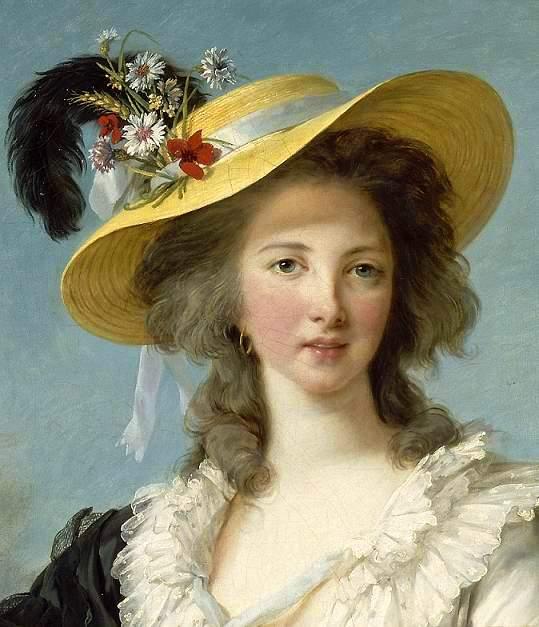 Mme Vigée-Lebrun, Duchesse de Polignac, Château de Versailles