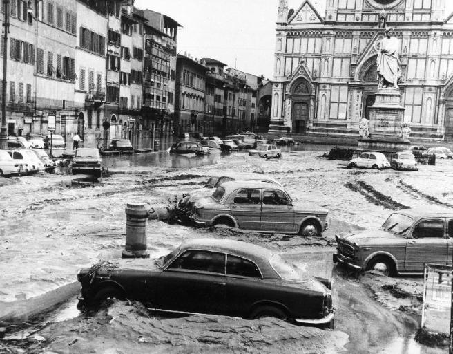 Santa Croce, 4 november 1966