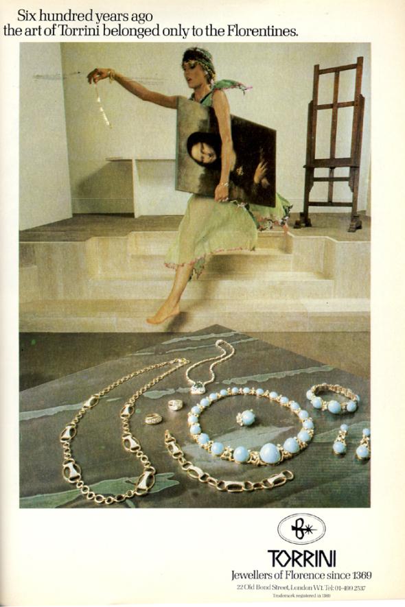 reclame, november 1979
