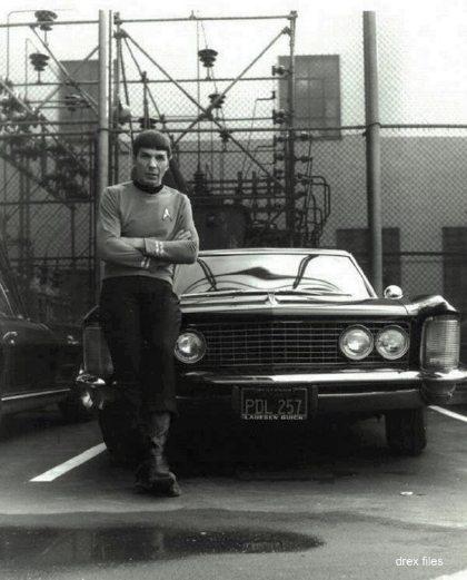 Spock met Buick