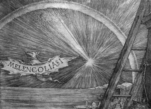 Albrecht Dürer, Melencolia