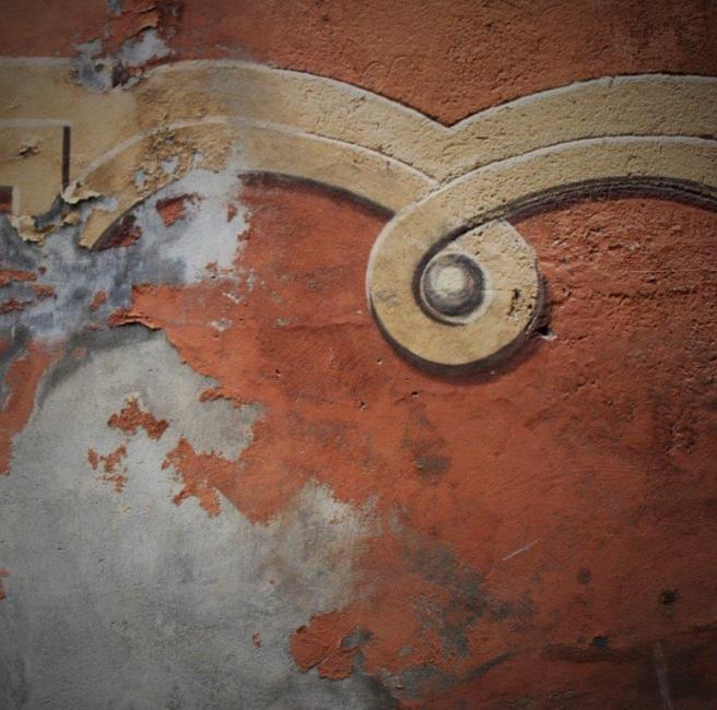 Muur in Italië, Foto Joris Wouters